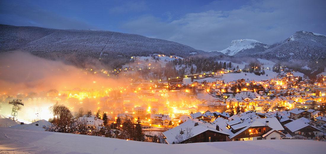 Il meteo in Val Gardena - tempo in montagna e condizioni neve