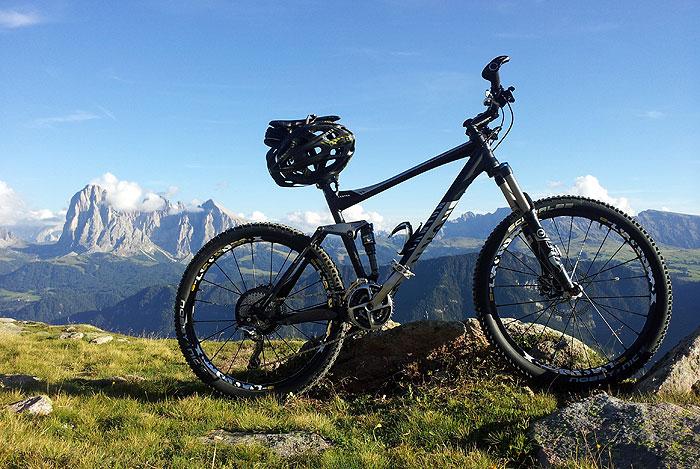 Mountain Bike In Val Gardena Mtb Holiday In The Dolomites