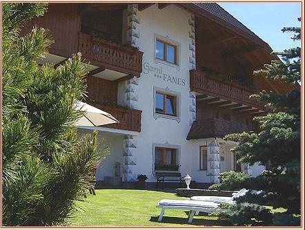 Hotel fanes wolkenstein
