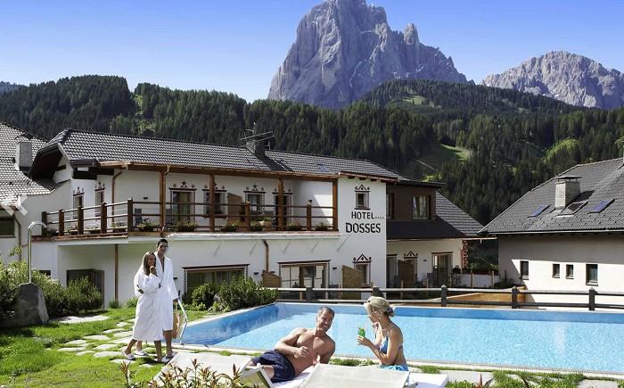 Hotel A Santa Cristina Val Gardena  Stelle Con Piscina