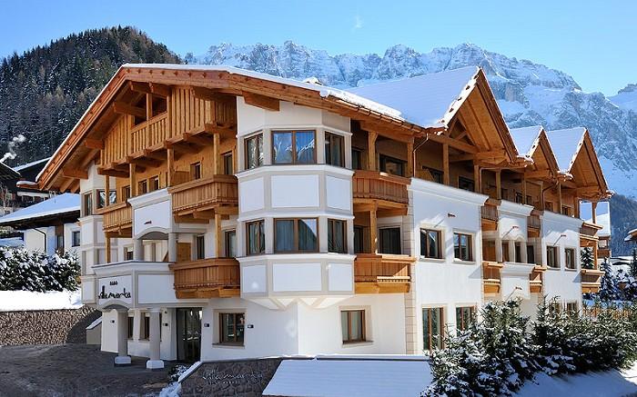 Appartamenti Villa Marta Selva