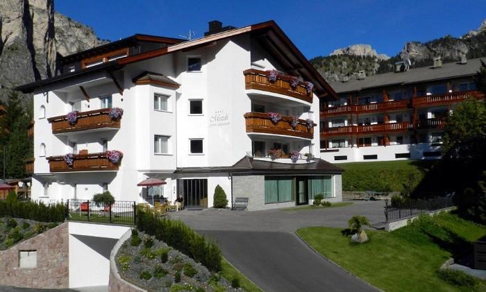 Garni Hotel Mezdi In Wolkenstein In Groden