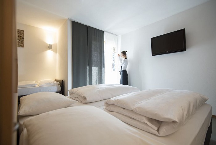 garni smart hotel saslong approvato aic a s cristina val gardena. Black Bedroom Furniture Sets. Home Design Ideas
