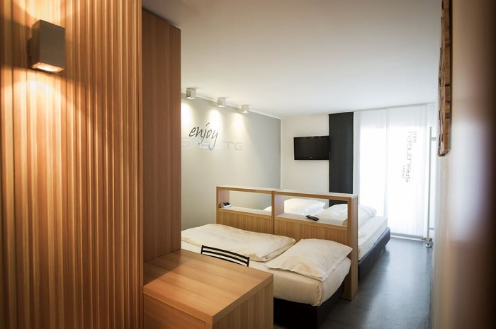 smart hotel saslong approvato aic a s cristina val gardena. Black Bedroom Furniture Sets. Home Design Ideas