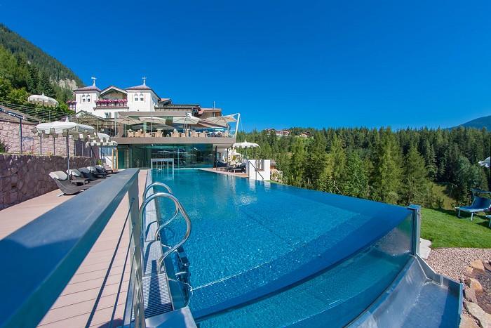 Mountain Spa Resort Hotel Albion Ortisei Bz