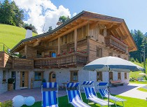 Apartments Alpinchalet Luispeck