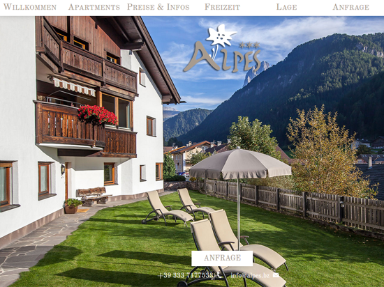 Apartment Alpes
