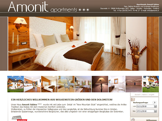 Apartments Amonit - Sabina