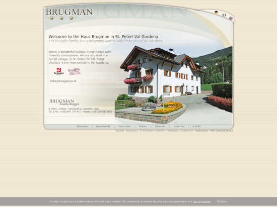 Apartments Brugman