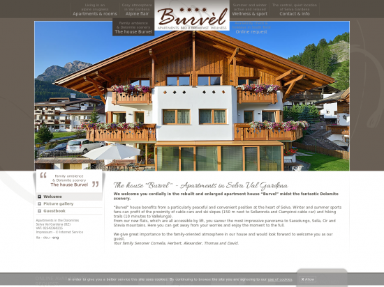 Apartments Burvel