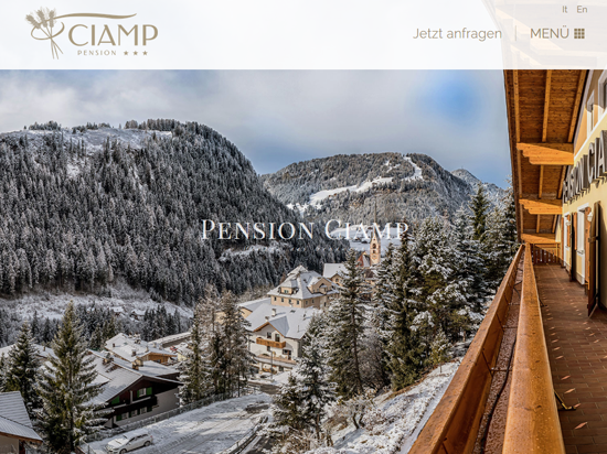 Pension Ciamp
