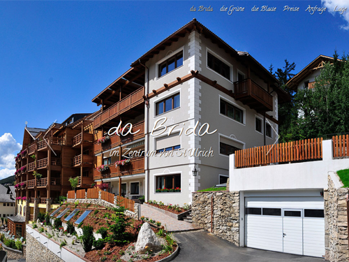 Apartments da Brida