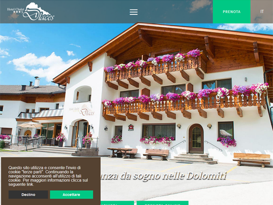 Hotel Garni Dlaces - B&B