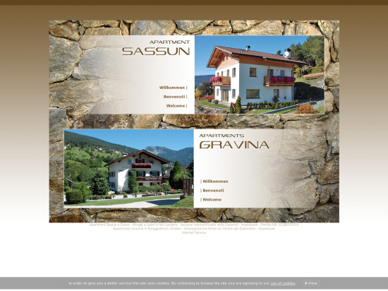 Apartments Gravina & Sassun
