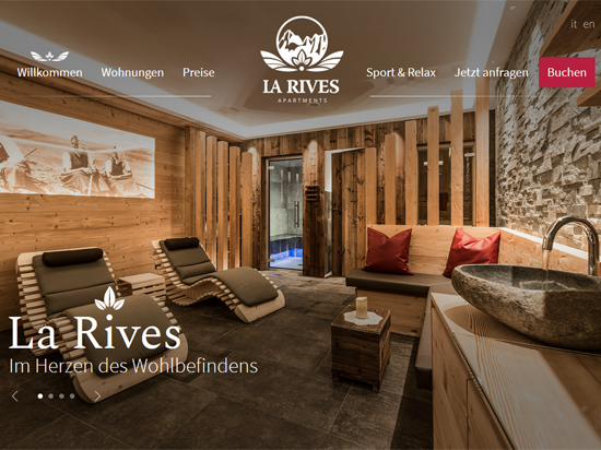 Apartments La Rives