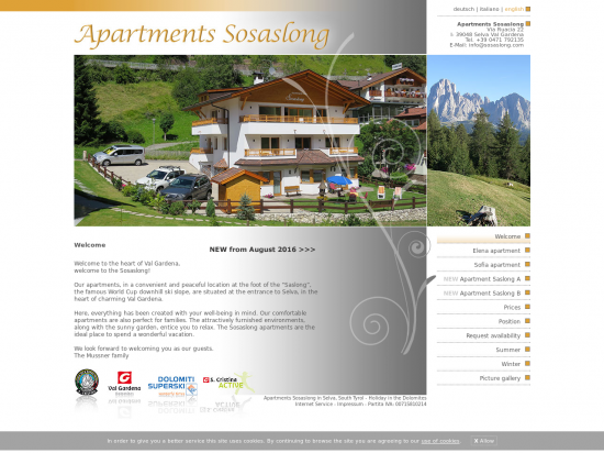 Apartments Sosaslong